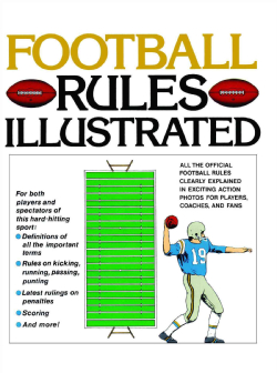 Football Rules Illustrated (Paperback)