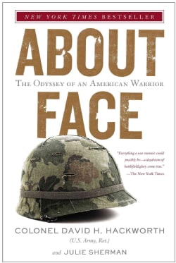 About Face/the Odyssey of an American Warrior (Paperback)