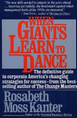 When Giants Learn to Dance (Paperback)