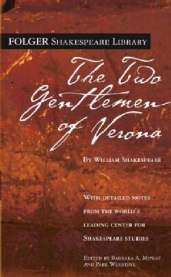 The Two Gentlemen of Verona (Paperback)