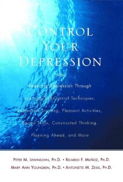 Control Your Depression (Paperback)
