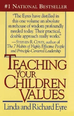 Teaching Your Children Values (Paperback)