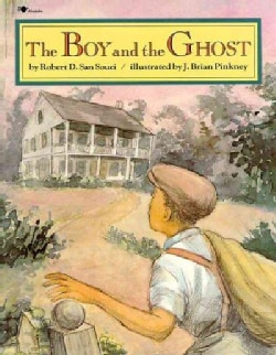 The Boy and the Ghost (Paperback)