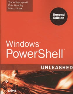 Windows PowerShell Unleashed (Paperback)