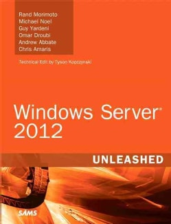 Windows Server 2012 Unleashed (Hardcover)