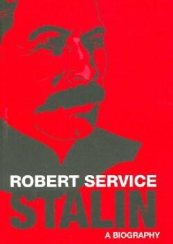 Stalin: A Biography (Paperback)