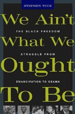 We Ain't What We Ought to Be: The Black Freedom Struggle from Emancipation to Obama (Paperback)