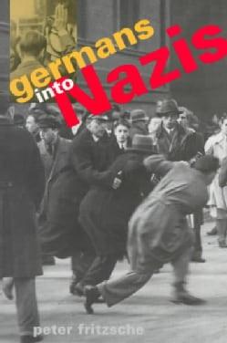 Germans into Nazis (Paperback)
