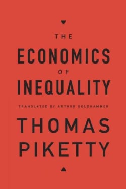 The Economics of Inequality (Hardcover)