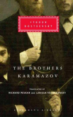 The Brothers Karamazov (Hardcover)