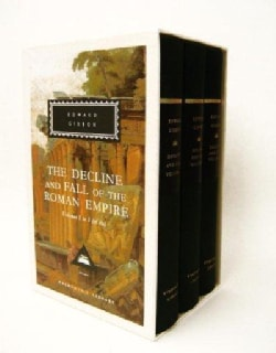The Decline and Fall of the Roman Empire (Hardcover)