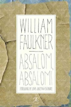 Absalom, Absalom!: The Corrected Text (Hardcover)