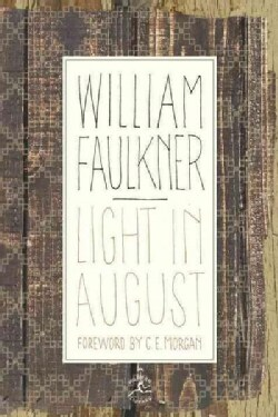 Light in August: The Corrected Text (Hardcover)