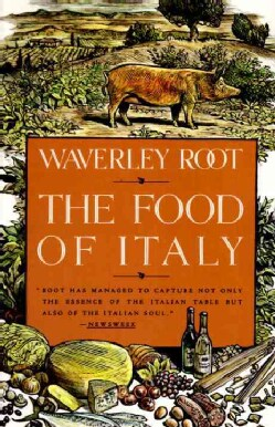 The Food of Italy (Paperback)