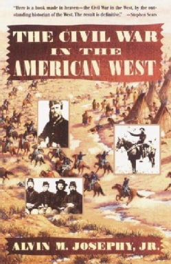 Civil War in the American West (Paperback)