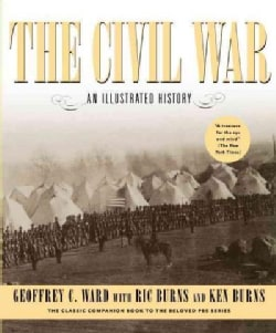 The Civil War: An Illustrated History (Paperback)