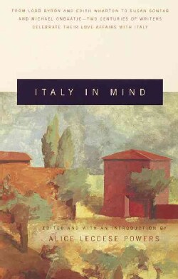 Italy in Mind: An Anthology (Paperback)
