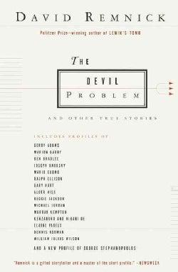 The Devil Problem: And Other True Stories (Paperback)