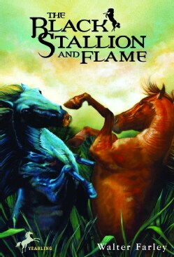 The Black Stallion and Flame (Paperback)