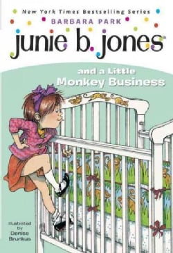 Junie B. Jones and a Little Monkey Business (Paperback)