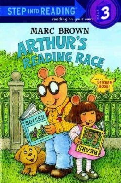 Arthur's Reading Race (Paperback)