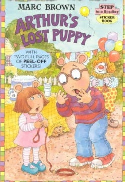 Arthur's Lost Puppy (Paperback)