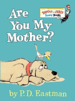 Are You My Mother? (Board book)