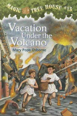 Vacation Under the Volcano (Paperback)