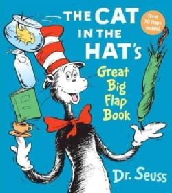 The Cat in the Hat Great Big Flap Book (Board book)