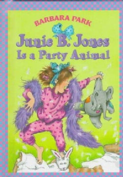 Junie B. Jones Is a Party Animal (Hardcover)