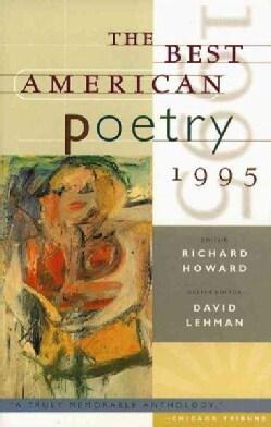 The Best American Poetry 1995 (Paperback)