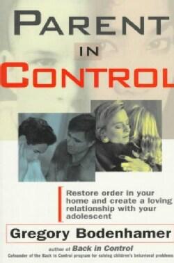 Parent in Control (Paperback)