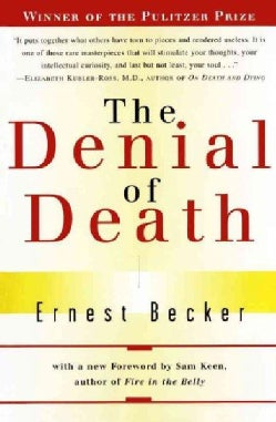 The Denial of Death (Paperback)