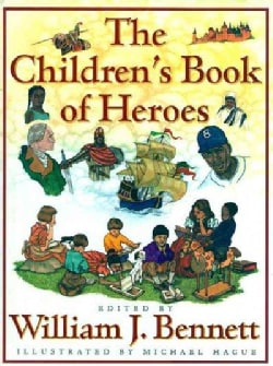 The Children's Book of Heroes (Hardcover)