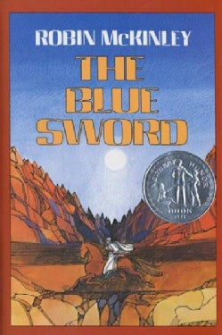 The Blue Sword (Hardcover)