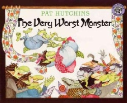 The Very Worst Monster (Paperback)