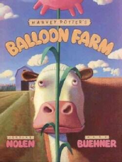 Harvey Potter's Balloon Farm (Hardcover)