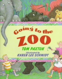 Going to the Zoo (Hardcover)