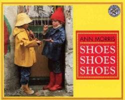 Shoes, Shoes, Shoes (Paperback)