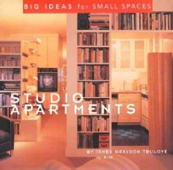 Studio Apartments: Big Ideas for Small Spaces (Hardcover)