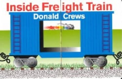 Inside Freight Train (Board book)