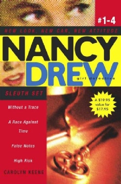 Nancy Drew Girl Detective: Sleuth Set (Paperback)