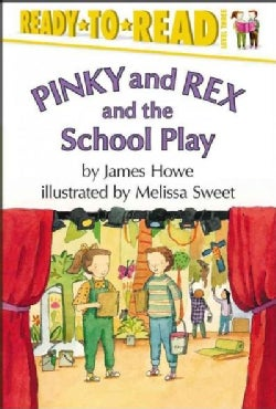Pinky and Rex the School Play (Hardcover)