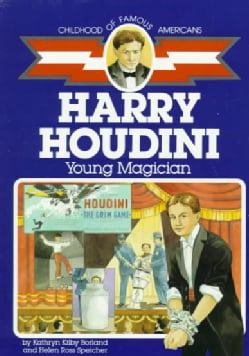 Harry Houdini: Young Magician (Paperback)