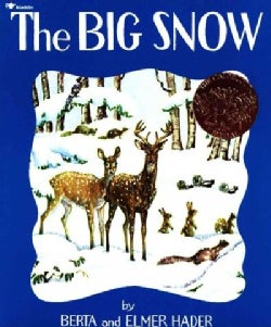 The Big Snow (Paperback)