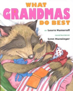 What Grandmas Do Best/ What Grandpas Do Best (Hardcover)