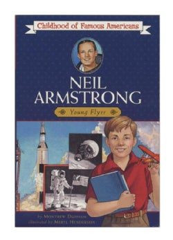 Neil Armstrong: Young Flyer (Paperback)