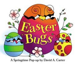 Easter Bugs: A Springtime Pop-Up (Board book)
