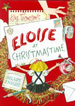 Eloise at Christmastime (Hardcover)