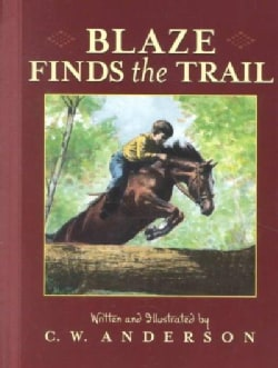 Blaze Finds the Trail (Paperback)